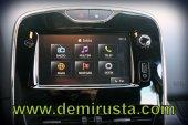 Renault Clio 4 İcon Navigasyon*dvd*usb*bluetooth*lg Marka