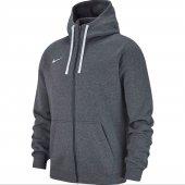 Nike M Hoodie Fz Flc Tm Club19 Erkek Sweatshirt Aj1313 071