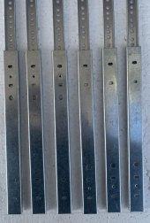 çekmece Rayı 6lı Set Komodin Şifonyer Büfe Markalı Ürünlere Uyum