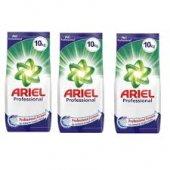 Ariel Professional Çamaşır Makine Deterjanı 10 Kg Toz X 3 Adet