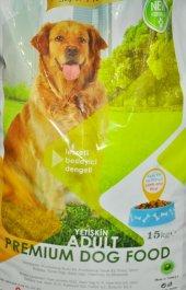 15 Kg yetişkin KuzuEtli  ve pirinçli köpek maması Energy