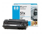 HP 51X Q7551X SIYAH ORJINAL TONER P3005 / M3027 / M3035-3