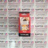 LEXMARK 90 12A1990E FOTO SIYAH ORJINAL KARTUŞ