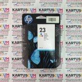 HP 23 C1823D/C1823DE RENKLI ORJINAL KARTUŞ - ESKI TARIHLI