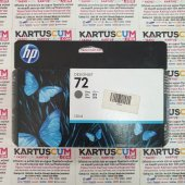 HP 72 C9374A GRI ORJINAL KARTUŞ 130ML - ESKİ TARİHLİ