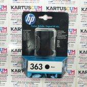 HP 363 C8721E/C8721EE SIYAH ORJINAL KARTUŞ - ESKI TARIHLI