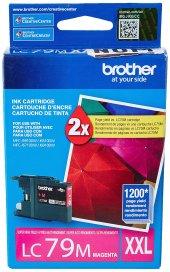 BROTHER LC79M XXL KIRMIZI ORJINAL KARTUŞ J5910DW/J6510DW/J6710DW-7