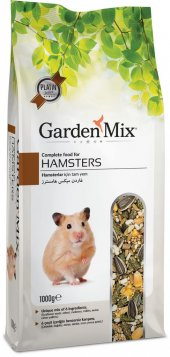 Gardenmix Platin Hamster Yemi 1kg