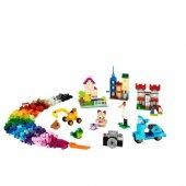 Lego Large Creative Brick Box 10698 Oyun Seti-2