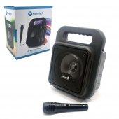 Mikrofonlu Şarjlı Kablosuz Wireless Karaoke...