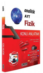 AYT Fizik Analitik Konu Anlatımı Merkez Yayınları