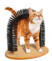 Purrfect Arch Kedi Kaşıma Masaj Kemeri Kedi Kaşıma Tırmık Tahtası