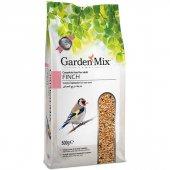 Gardenmix Platin Finch İspinoz Yemi 500g