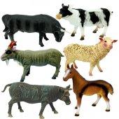 Gerçekçi Soft Çiftlik Hayvanları