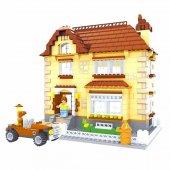 Lego Bricks 828 Parça City Seti