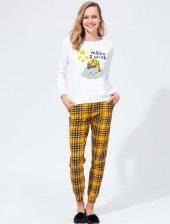 Dagi Kadın Uzun Kollu Pijama Takımı Dgk12602