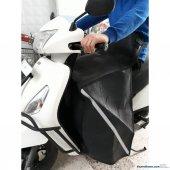 Scooter Motosiklet Diz Koruma Örtüsü Rüzgarlık