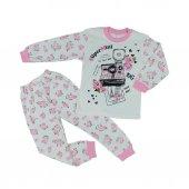 Kız Bebek Modelli Pijama Takımı