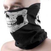 Bandana İskelet Kurukafa Çok Amaçlı Buff Maske Boyunluk