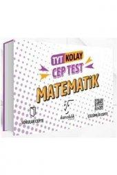 2020 TYT Matematik Kolay Cep Test Karekök Yayınları