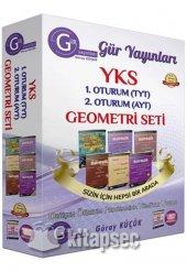 Gür Yayınları Tyt Ayt Geometri Seti 7 Kitap