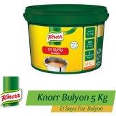 Knorr 1 2 3 Et Suyu Toz Bulyon 5 Kg