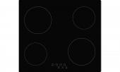 Simfer 3903 Siyah Vitroseramik Elektirkli Ankastre Ocak