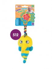 Wee Baby Oyuncak Deniz Atı Diş Kaşıyıcı 512