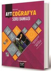 AYT Coğrafya Soru Bankası Çap Yayınları
