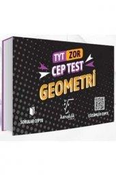 2020 Tyt Geometri Zor Cep Test Karekök Yayınları