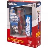 Gillette Blue3 Özel Paketi 6lı Tıraş Ve Köpük...