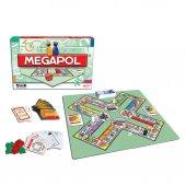 1205 Megapol Emlak Ticaret Oyunu