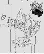 Yağ Karteri Renault Megane Iv
