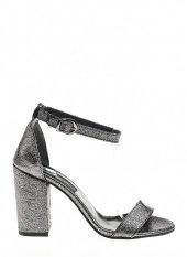 19631Antresit Bayan Topuklu Ayakkabı-2