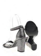 19631Antresit Bayan Topuklu Ayakkabı-3