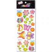 Ticon 164352 Puffy Sticker