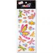 Ticon Sticker Puffy 164335 (Kabartmalı) Tps 36