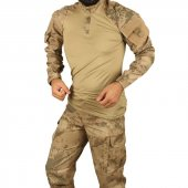 Jandarma Askeri Kamuflaj Set (Alt Üst)