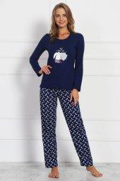 Good Look 2083 Kadın Süprem Pijama Takımı
