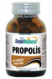 Propolis Extract 60 Tablet 1050 Mg Propolis Ekstrakt Ekstresi