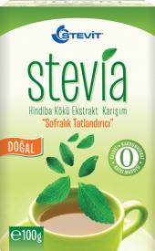 Balen Stevit Stevia& Hindiba Kökü Karışımı 100 G