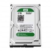 Wd Green 2tb Intellipower Sata 3.0 64mb 3,5 Sabit Disk (Wd20ezrx)