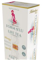 Hekimhan Bitkisel 9 Lu Life Tea Karışık Çay 45 Li
