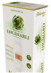 Hekimhan Bitkisel Enginarlı Karışık Çay 45 Li