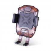 Spy QI 3.0 10W Kablosuz Hızlı Şarj Araç İçi Telefon Tutucu