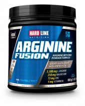 Hardline Arginine Fusion 650 Gr. Portakal Skt 01 01 2021