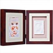Baby Memory Prints Masa Çerçeve Ceviz 0218