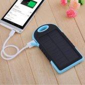 Solar Güneş Enerjili 10000 Mah Powerbank Şarj Cihazı