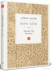 Son Söz Cilt 1 Aidin Salih