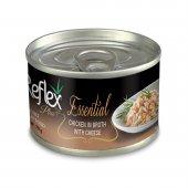 Reflex Plus Essential Tavuklu Peynirli Kedi...